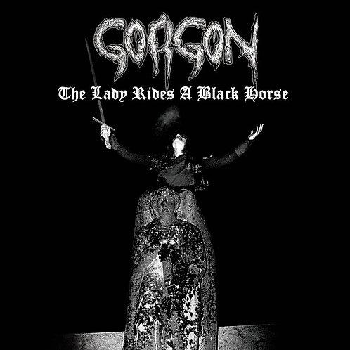 Gorgon - The Lady Rides a Black Horse LP
