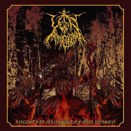 Yetna Apmaskema - Ancestral Manifest Of Evil Poison CD
