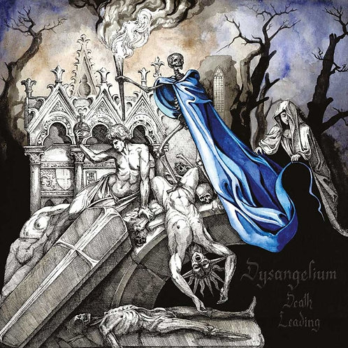 Dysangelium - Death Leading LP
