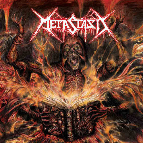 Metastasis - The Essence That Precedes Death CD
