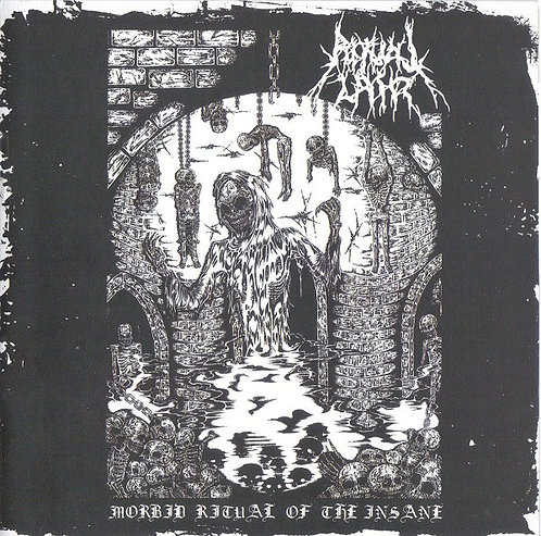 Ritual Lair - Morbid Ritual Of The Insane MCD