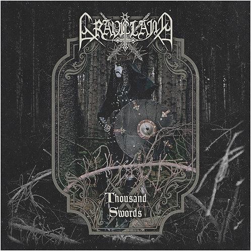 Graveland - Thousand Swords LP