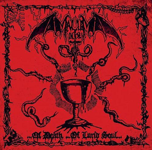 "Malum In Se – ...Of Death ...Of Lurid Soul... 7""EP"