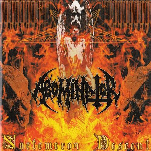 Abominator – Nuctemeron Descent CD
