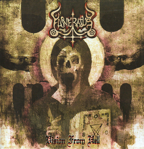 """Funeratus - Vison from Hell 7""""EP"""