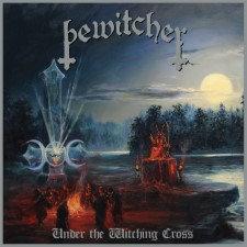 Bewitcher - Under the Witching Cross LP (Blue/Orange Smoke Vinyl)