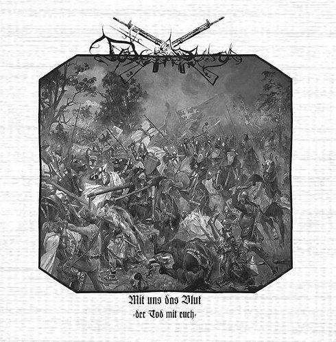 Totenburg - Mit uns das Blot (Der Tod Mit Euch) CD