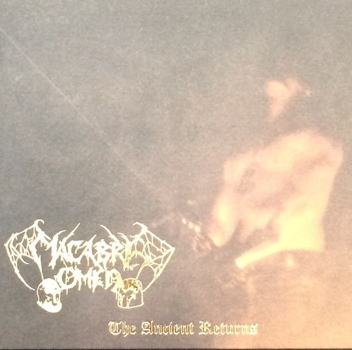 Macabre Omen - The Ancient Rites LP