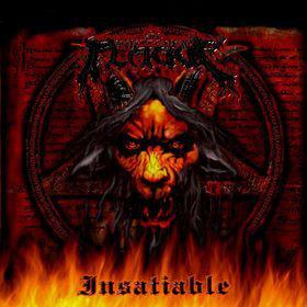 The New Plague - Insatiable CD