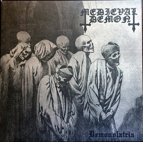 Medieval Demon - Demonolatria LP
