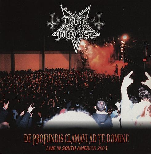Dark Funeral – De Profundis Clamavi Ad Te Domine 2xLP