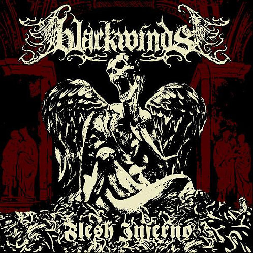 Blackwinds ‎– Flesh Inferno CD
