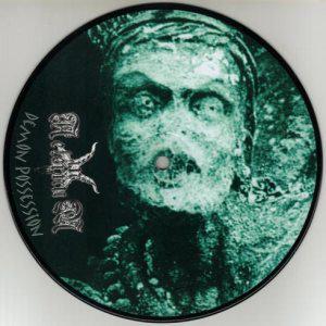 """In Aeternum - Demon Possession PIC 7""""EP"""