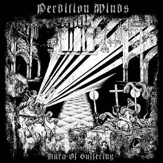 Perdition Winds – Aura Of Suffering CD