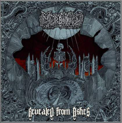 Morbidity ‎– Revealed From Ashes CD