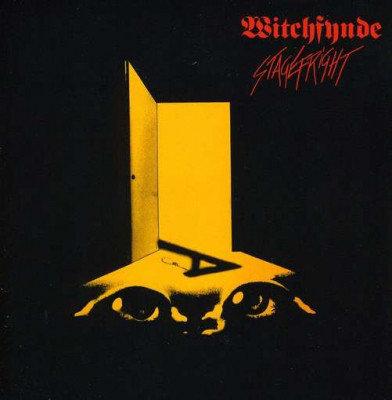 Witchfynde - Stagefright CD