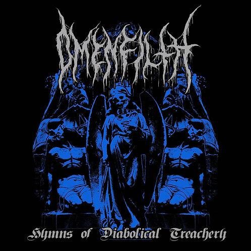 Omen Filth – Hymns of Diabolical Treachery TAPE