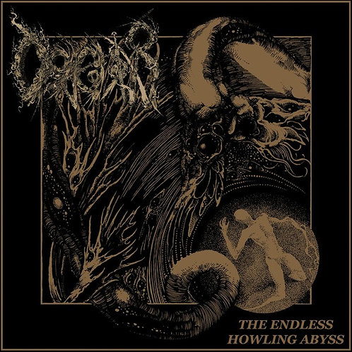 Draghkar - The Endless Howling Abyss MCD