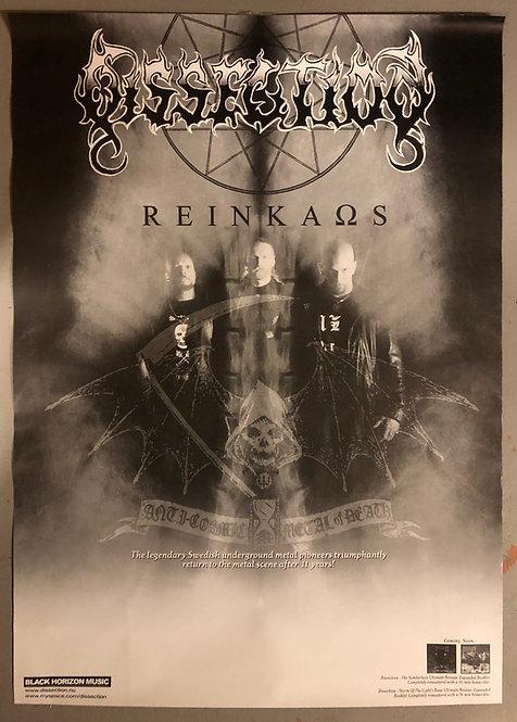 Dissection - Reinkaos Promo Poster