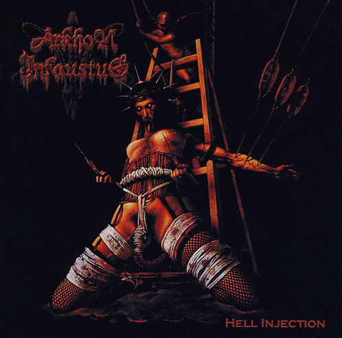 Arkhon Infaustus – Hell Injection LP