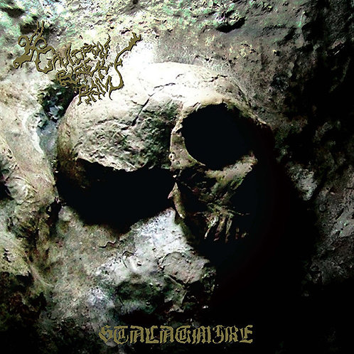 Cauldron Black Ram ‎– Stalagmire LP