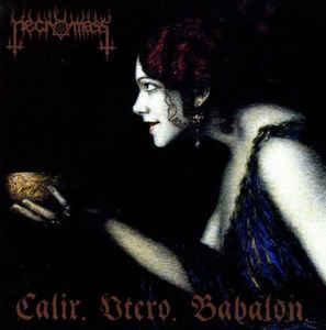 Necromass – Calix. Utero. Babalon. LP