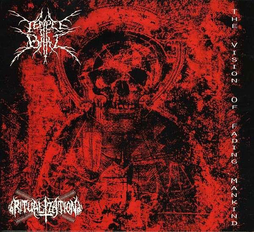 Temple Of Baal / Ritualization - The Vision Of Fading Mankind DIGI-CD