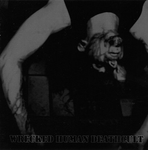 Lost Life - Wrecked Human Deathcult CD