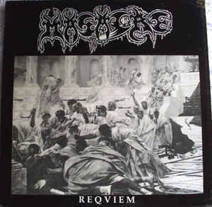 Masacre – Reqviem LP