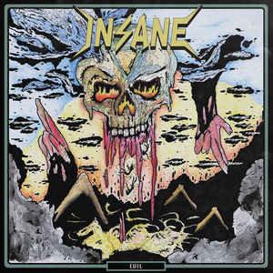 Insane – Evil LP