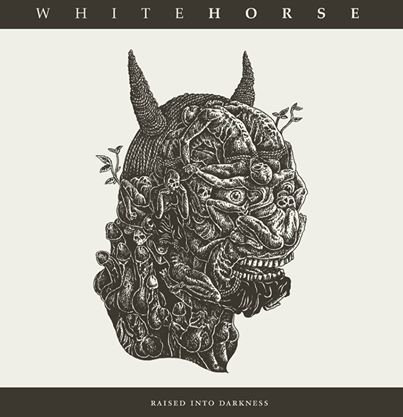 Whitehorse - Raised Into Darkness MLP