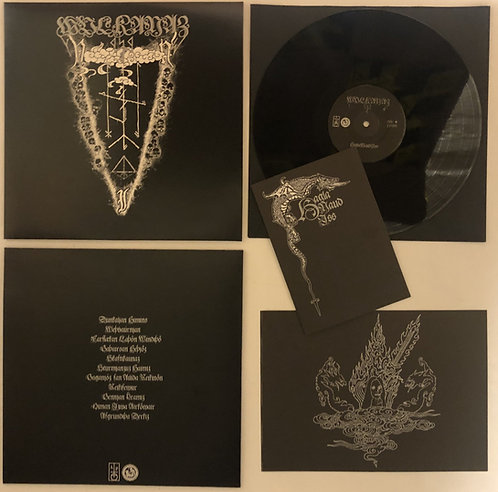 Wulkanaz - HaglaNaudizEisaz LP