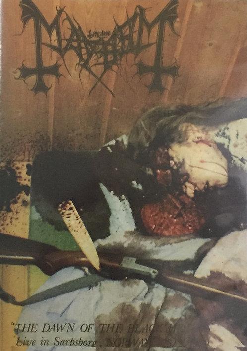 Mayhem - Dawn of the Black Hearts A5 CD