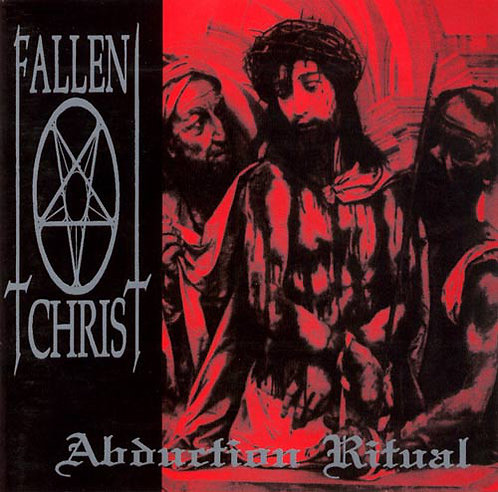Fallen Christ - Abduction Ritual DIGI-CD