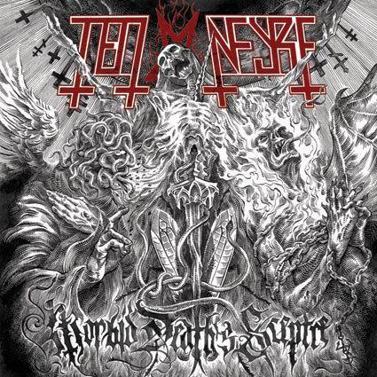 Teitanfyre - Morbid Death's Sceptre LP