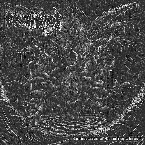 Cruciamentum - Convocation of Crawling Chaos MCD