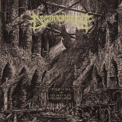 Demonomancy - Throne of Demonic Proselytism LP