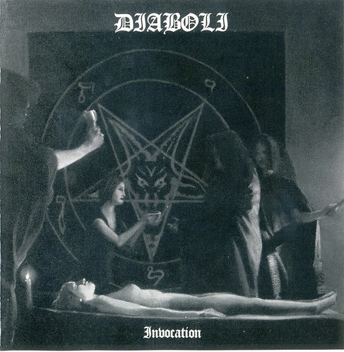 Diaboli - Invocation CD
