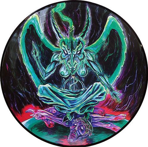 Blasphemous Evil – Old Necromancers PIC-LP