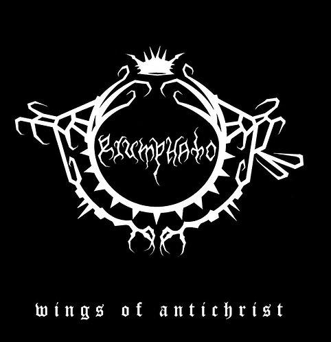 Triumphator - Wings of Antichrist Digi-CD