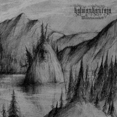 Kalmankantaja - Waldeinsamkeit DIGI-CD