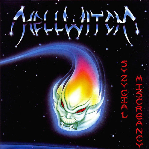 Hellwitch – Syzygial Miscreancy CD