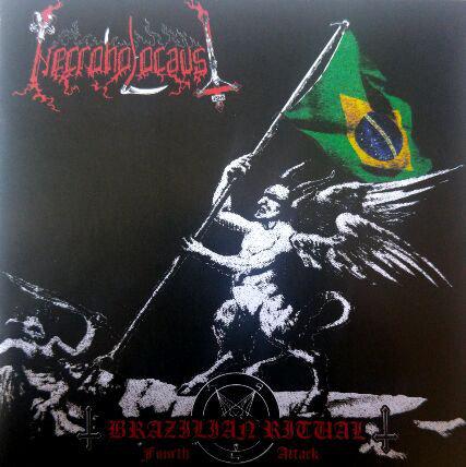 Necroholocaust – Brazilian Ritual Fourth Attack CD