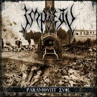 Impiety – Paramount Evil CD