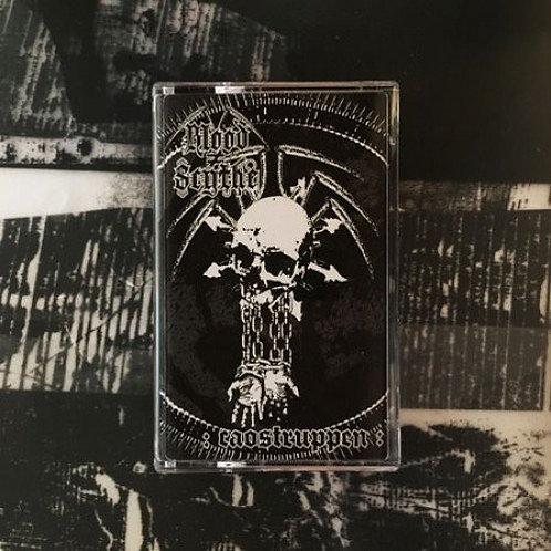Blood Scythe / Caostruppen - Split TAPE