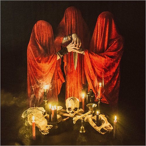 Qayin Regis - Blackthorn MLP (Red Vinyl)