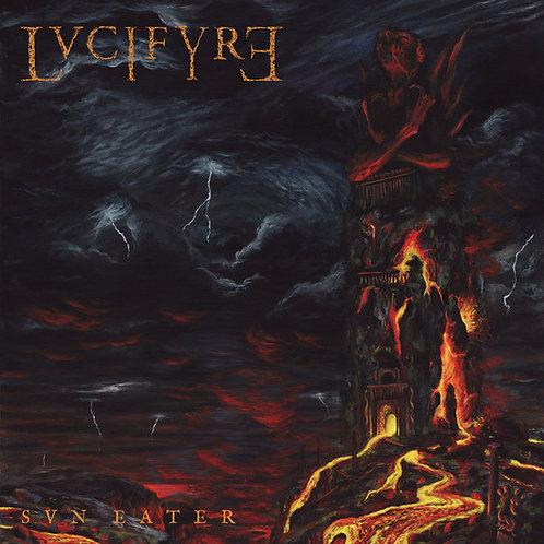 Lvcifyre - Svn Eater CD