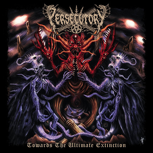 Persecutory ‎– Towards The Ultimate Extinction Digi-CD