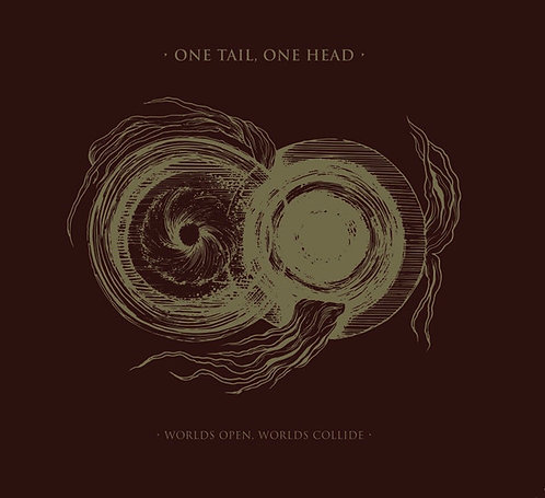 One Tail, One Head - Worlds Open, Worlds Collide Digi-CD