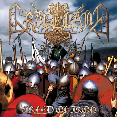 Graveland - Creed of Iron CD